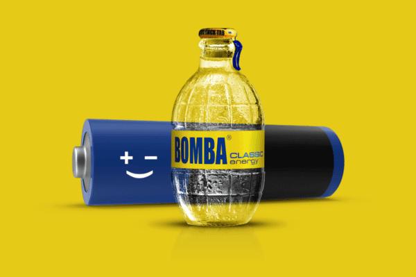 bomba classic energy drink