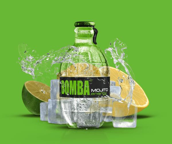 bomba mojito energy drink