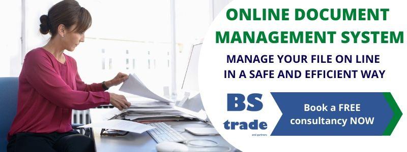 online document management system