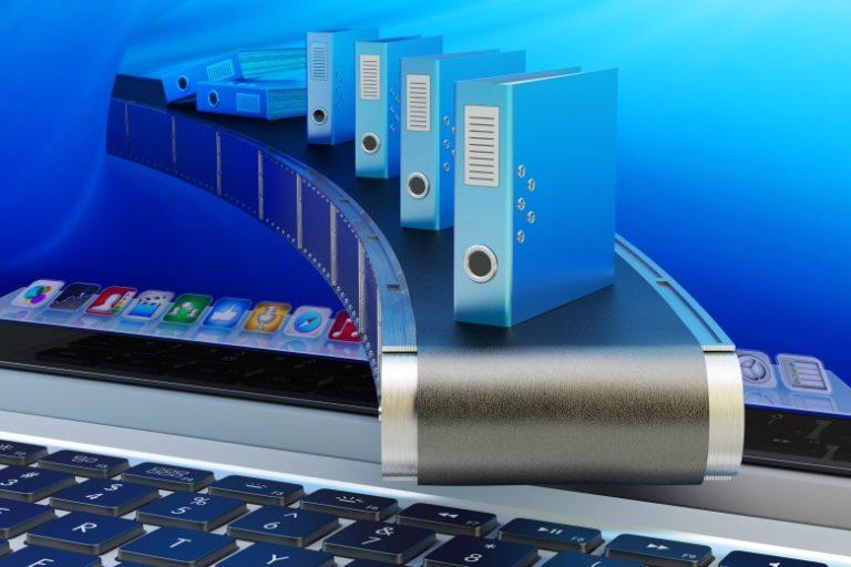 online documents storage
