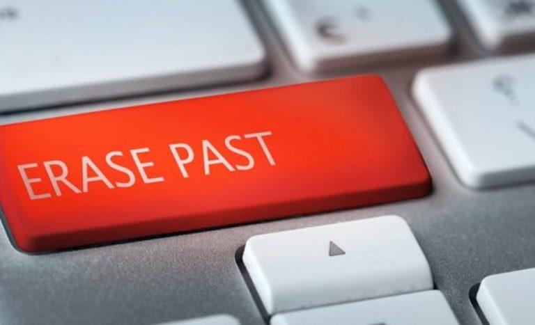 online reputation erase past